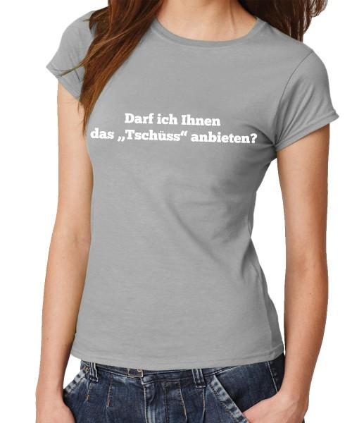 -- Tschüss -- Girls T-Shirt