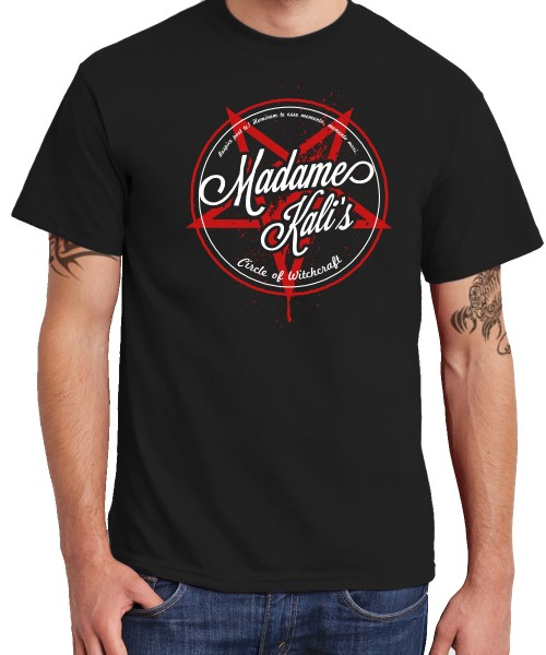 -- Madame Kali's Witch Circle -- Boys T-Shirt