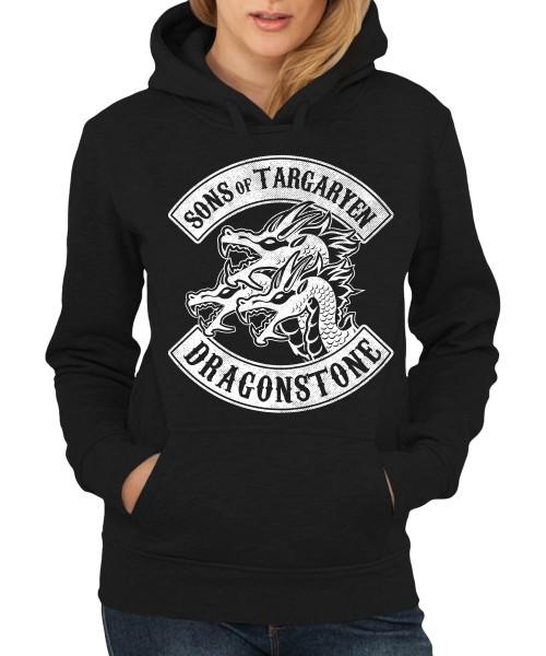 -- Sons of Targaryen -- Girls Kapuzenpullover