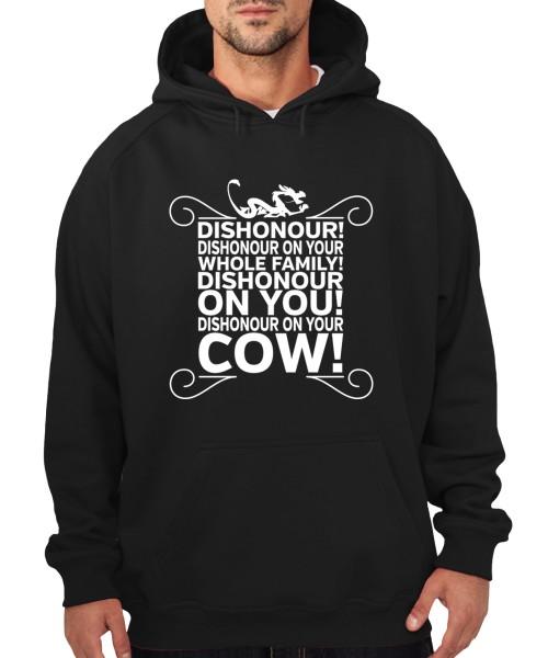 -- Dishonour! -- Boys Kapuzenpullover