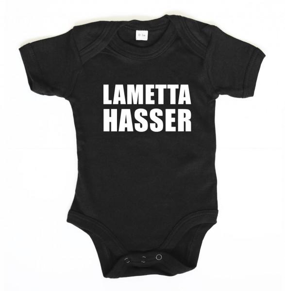 ::: LAMETTAHASSER ::: Baby Body Jungen