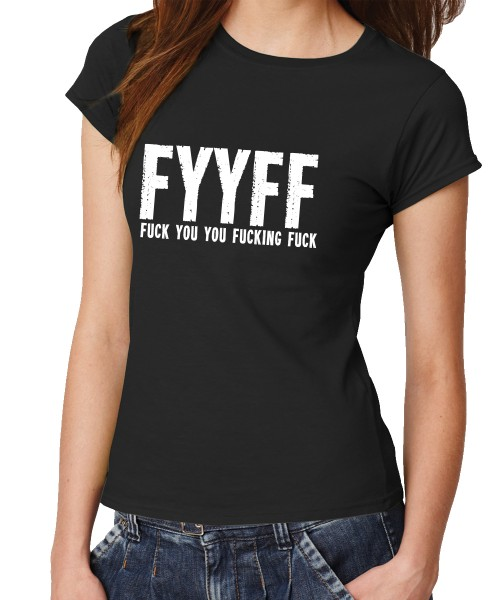 -- FYYFF -- Girls T-Shirt