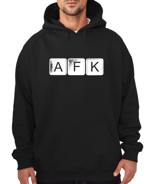 -- AFK Away From Keyboard -- Boys Kapuzenpullover