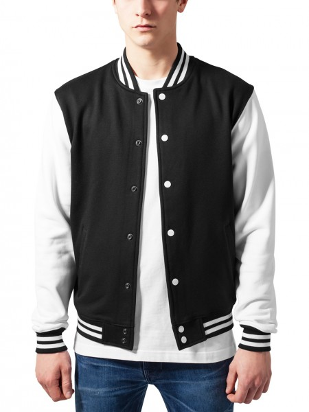 clothinx Collegejacke Unisex I Hate Morning People and Morning and People