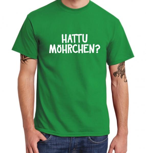 ::: HATTU MÖHRCHEN ::: T-Shirt Herren