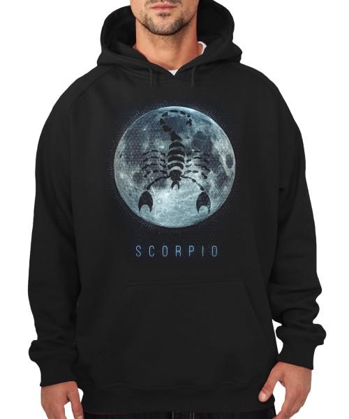 -- Sternzeichen Skorpion -- Boys Kapuzenpullover