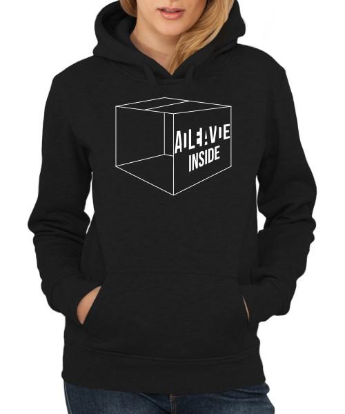 -- Schrödingers Box Big Bang -- Girls Kapuzenpullover