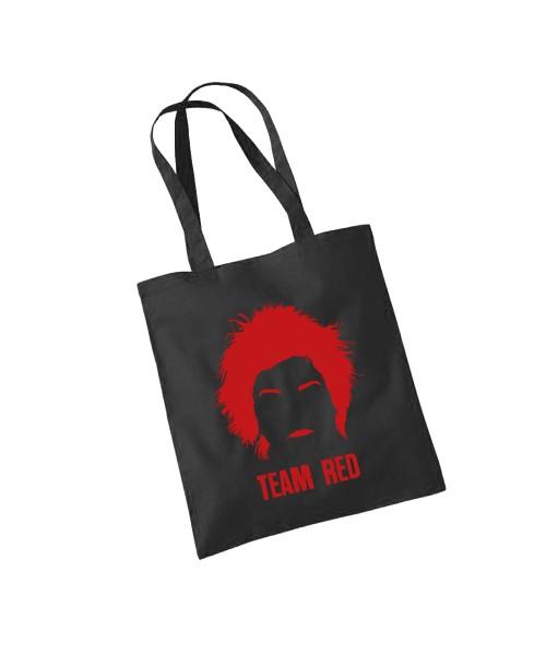 -- OITNB – Team Red -- Baumwolltasche