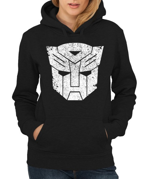 -- Autobots, Roll Out -- Girls Kapuzenpullover