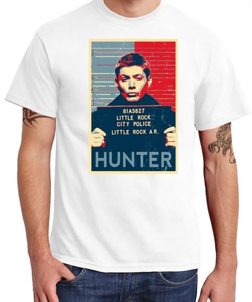 -- Hunter -- Boys T-Shirt