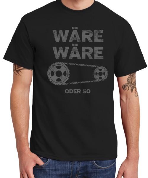 -- Wäre, Wäre Fahrradkette ... oder so -- Boys T-Shirt